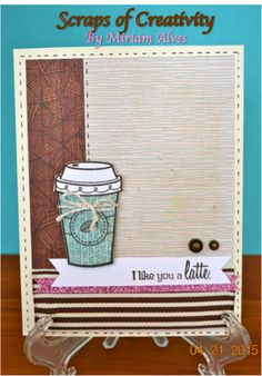 CTMH Jackson paper packet and Treats of Friendship stamp set