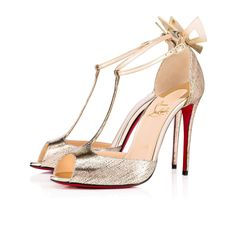Shoes - Aribak Lame Mercure/specchio - Christian Louboutin