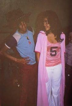 Michael Jackson and LaToya