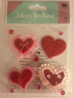 Jolee's Boutique   Hearts and Lace   self by CynthiasCraftingNook