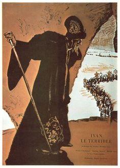 Ivan, o Terrível - 1944 - Sergei M. Eisenstein