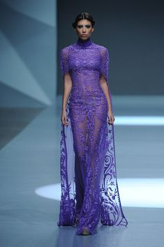 Michael Cinco Spring/Summer 2015 Couture.