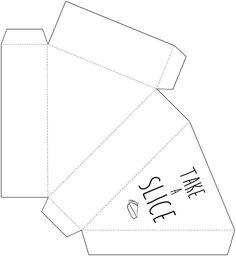 Printable Pie Box /themerrythought/