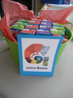 """Photo 1 of 63: Author Eric Carle's All About Animals-Themed Party / Birthday """"Cooper's 3rd Birthday"""" 