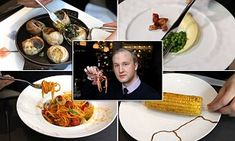 As party leaders tuck into hearty fare and quaff pints for foodie photo ops in the run-up to the election, FEMAIL's etiquette expert William Hanson tells us exactly how to tackle those hard-to-eat foods.