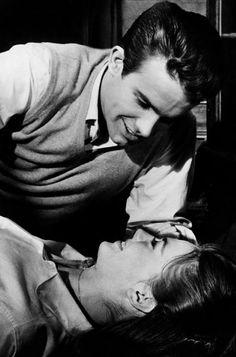 Warren Beatty & Natalie Wood in Splendor in the Grass