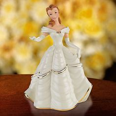 LENOX Figurines: Disney - Disney's Beauty & the Beast Figurine
