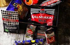 Salmiakki - black salty licorice.  Suomalainen salmiakkikulttuuri voi hyvin - Fazer.fi