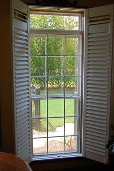 Stylish Window Grill Design