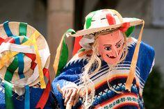The Anthropology of Mexico: La Danza de los Viejitos