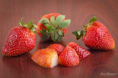 Strawberry by JuAn Salazar on 500px