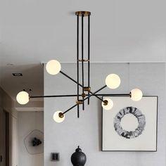 LED Chandelier Home Living Room Decoration Pendant light