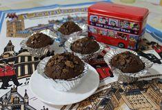 English break! http://blog.giallozafferano.it/panedizucchero/muffin-al-cioccolato/