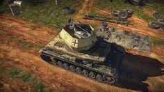 War Thunder Do 335 | Deutsches BR 6.3 Deck in War Thunder mit Jagdpanther und Do 335 B-2