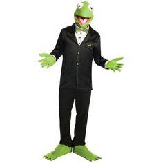 Frosch Kostüm Kermit Muppets Tierkostüm bei Net Toys Inh. Mario Kuhla kaufen (Yatego Produktnr.: 52667afe79df3)