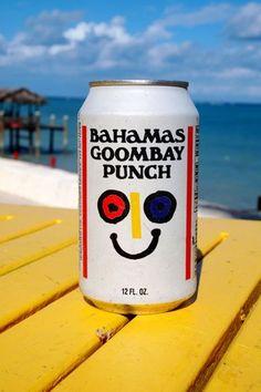 Taste of the Caribbean: Bahamas Goombay Punch