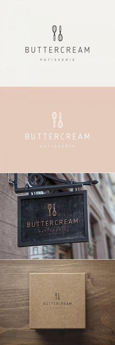 Buttercream Logo  - available now