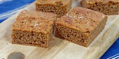 Foccaccia – Berit Nordstrand Banana Bread, Desserts, Food, Meal, Hoods, Dessert, Postres, Deserts, Eten