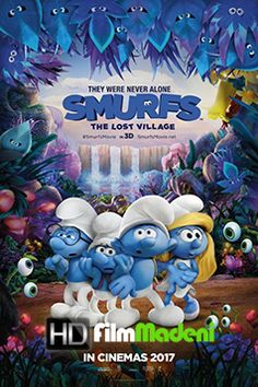 I'm so excited to share with my children the NEW animated movie of the smurfs. In this new animated (From the website), Smurfs movie, the lost village, a mysterious map sets Smurfette and her… Streaming Hd, Streaming Movies, Movies To Watch Free, Good Movies, Movies Point, Movies Free, The Smurfs, Lost Village, Films Cinema