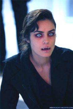 Moonlight (TV Series) - Shannyn Sossamon as Coraline Duvall.