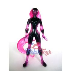 Ben 10 Alien Force Action Figure - Anodite Gwen (Loose), 13.99  #actionfigure #ben10 #ben10alienforce #gwentennyson
