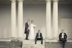 The bride and the boys. Picture taken Irish Weddings, Photography Paul Kelly Paul Kelly, Irish Wedding, Photography Services, Wedding Shoot, High Quality Images, Big Day, Wedding Photography, Weddings, Bride