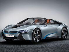 BMW I8スパイダー