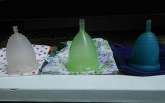 Fleurcup L, Ladycup L, Meluna Soft M