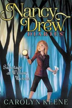 Nancy Drew Diaries:Sabotage at Willow Woods by Carolyn Keene. Nancy goes undercover at the exclusive Green Club when George's cousin, a candidate for city council, is targeted by a mysterious saboteur who threatens the plans to build a new sports complex. Nancy Drew Libros, Nancy Drew Books, New Children's Books, Books To Read, Reading Books, Nancy Drew Diaries, Carrie, Nancy Drew Mysteries, Willow Wood