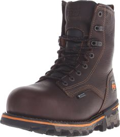 Enjoy exclusive for Timberland PRO Men's 8 Boondock Composite-Toe Waterproof Insulated Work Boot online - Funforshopping Insulated Work Boots, Side Zip Boots, Best Shoes For Men, Mens Shoes Boots, Black Chelsea Boots, Hunting Boots, Waterproof Shoes, Comfortable Boots, Shoes With Jeans