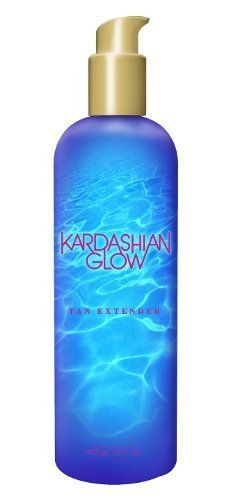 Kardashian GlowTM TAN EXTENDER NEW 2013 Tanning Lotion13.5 oz by Designer Skin. $21.88. Rich Flower Oil offers deep moisturization, while providing powerful antioxidants to protect the skin from damaging elements. Vitamin C. Hemp Free and Gluten Free Formula. Vitamin C helps neutralize free-radicals that impact skin on a daily basis, while helping to minimize the appearance of hyperpigmentation and wrinkles. Rich Flower Oil. Story:  Whether you're stepping out o...