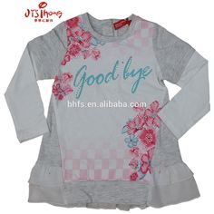 2016 Spring new style flower printed girl t-shirt alibaba china, View 2016 Spring new style girls t-shirt, Jijihong Product Details from Shishi Baohui Garment Making Co., Ltd. on Alibaba.com