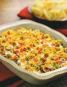 super nacho appetizer: Photo - 1 | Just A Pinch Recipes