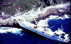 shipwrecks transkei coast - Google Search Shipwreck, Abandoned, Coast, Around The Worlds, Africa, Places, Photography, Beautiful, Southern