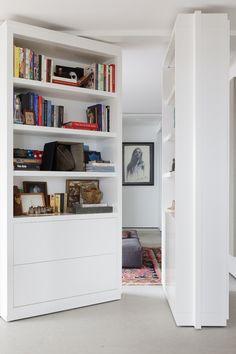 Decoidea para separar despacho y salón