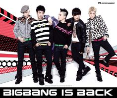Dont miss Big Bang Is Back New HD Wallpaper HD Wallpaper. Get all of BIGBANG Exclusive dekstop background collections.