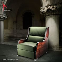 Solid Luxury  Stanley Sofas --Who says art can't be made a part of everyday living?  http://bit.ly/1qto0Xr #Lovestanley #Sofas