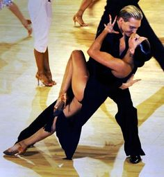 Finding your ideal partner - important for dancing Cha Cha Cha