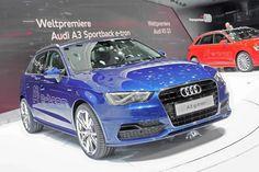 Audi starts selling the Sportback g-tron in Germany - Speed Carz Audi A3, Germany, Bmw, Deutsch