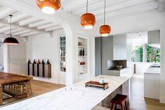 Klassische Architektur und modernes Wohnen in Einem