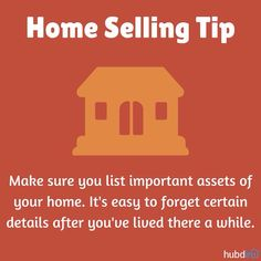 You'll want to highlight all the positive features of your home, so take the time to assess good selling points.