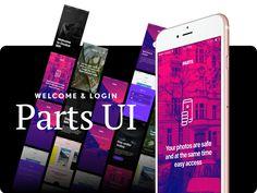 Parts UI & UI8 by Yaroslav Samoilov