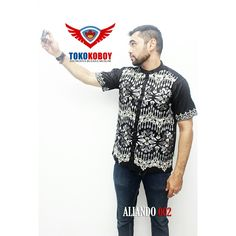 Stunning embroidery shirt  Made from Barbis cotton With embroidery details  Size available S M L XL  Please visit our official store www.bajukokokoboy.com  Shipping with Express main service from Indonesia worldwide  #shirt #embroideryshirt #original #menswear #kurta Shirt Embroidery, Official Store, Men Casual, Menswear, Mens Tops, Cotton, How To Wear, Shirts, Fashion