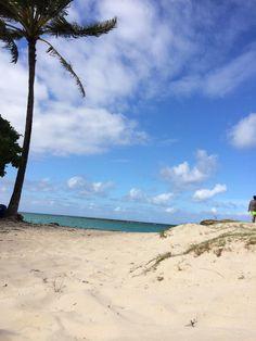 Kailua Beach, Oahu Hawaii my home