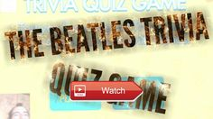 THE BEATLES TRIVIA QUIZ GAME by Saguiitay Free Mobile Game Android Gameplay HD Video  You can download and play this game The Beatles Trivia Quiz Game by Saguiitay on the Google play store for free her