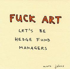 Os desenhos de Marc Johns já são famosos nas folhas… de caderno. Agora, parece que eles podem começar a aparecer em outros tipos de papéis: Johns cria desenhos cheios de perspicácia e humor. …