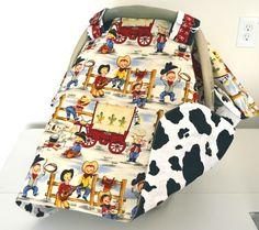 Western Carseat cover