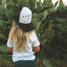 Always on Vacay + so much more... Trucker hats on lock in the SandiLake shop. (Link in profile) Youth and Adult! 🙌🏼 We introduced these hats last summer, and I am so pleased at how popular they are! Personally, I think there is nothing cuter than a toddler in a trucker! #trucker #truckerhat #vacay #vacay #ineedvacay #alwaysonvacay #blonde #outside #play #kids #girls #grom #kidlife
