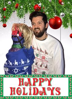 Dillon Francis Dillon Francis, Christmas Sweaters, Christmas Bulbs, Holiday Decor, Christmas Light Bulbs, Tacky Sweater