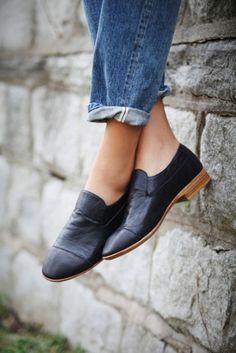 Jeffrey Campbell Womens Berkley Loafer Slip On